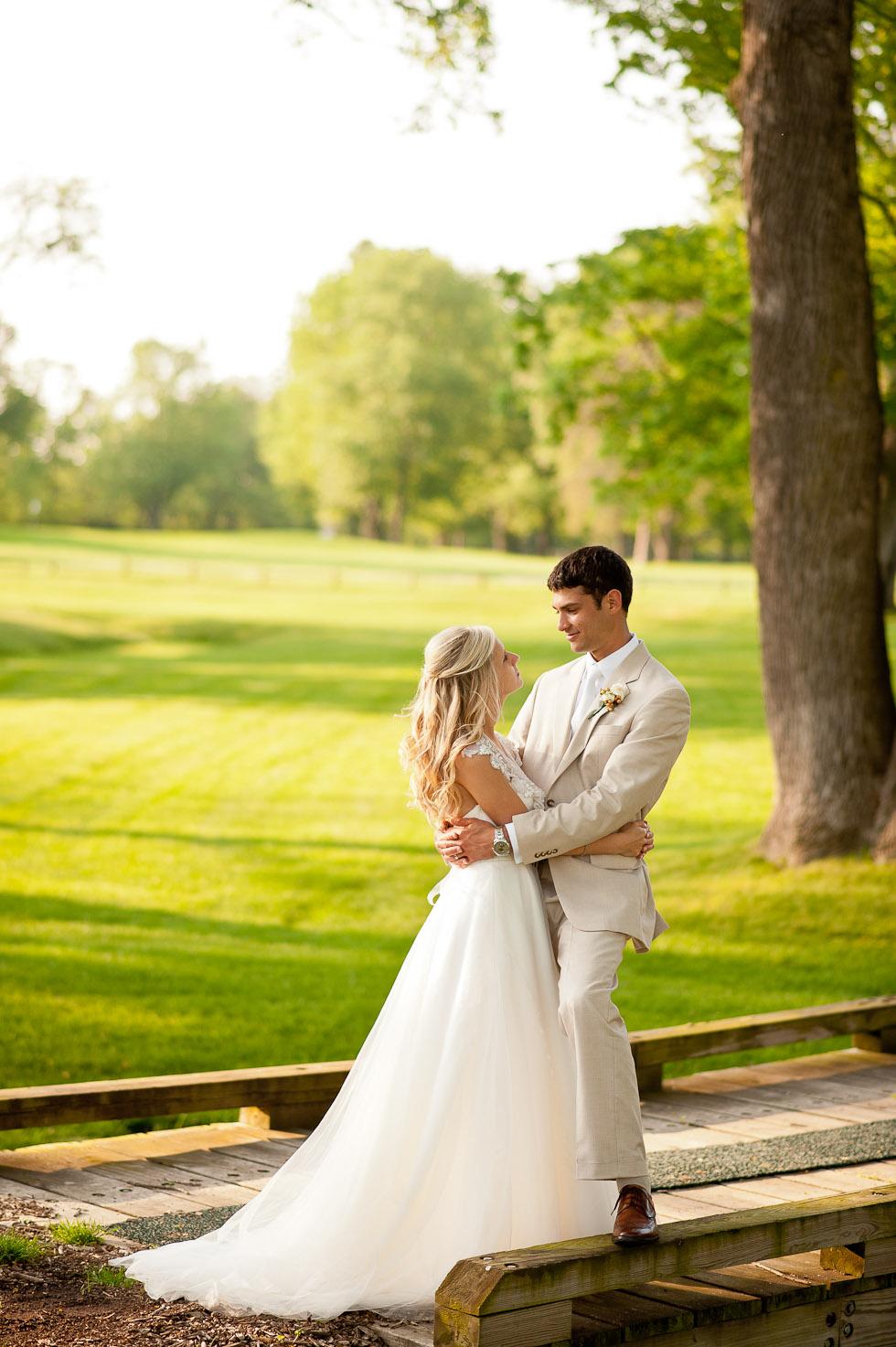 Denver country club wedding