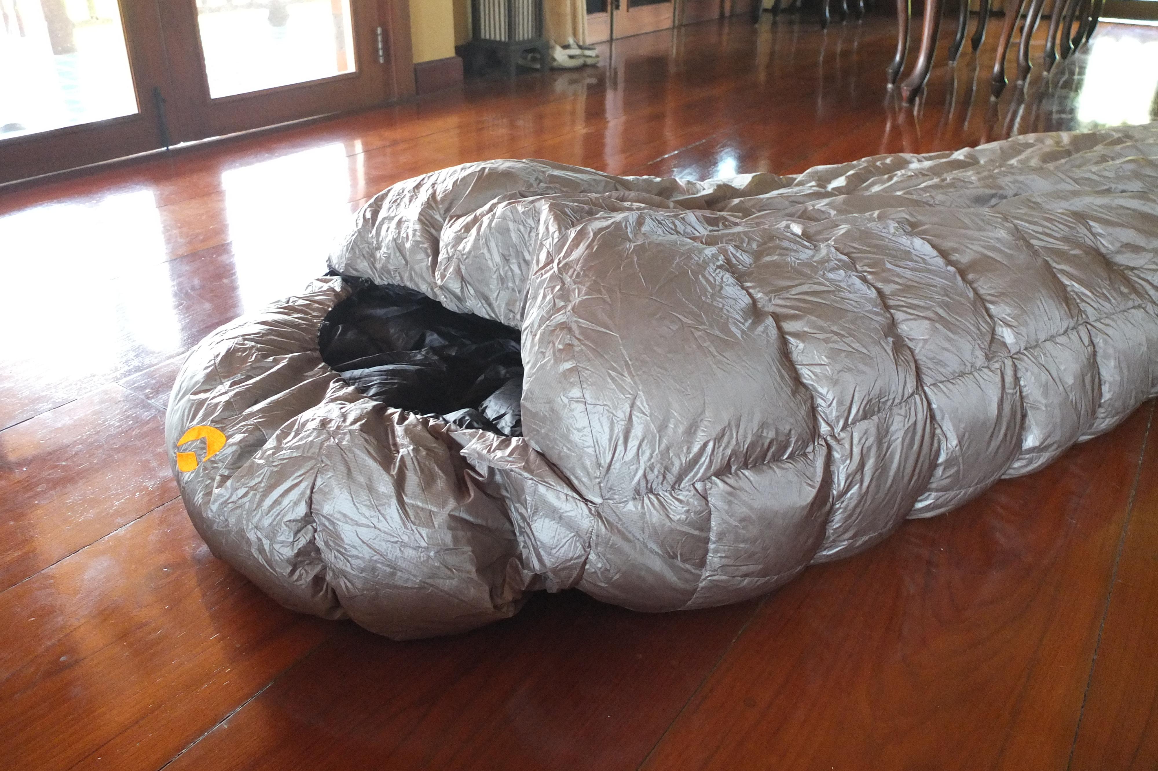 FS or FT: Valandre Thor -40 Deg Long Sleeping Bag ...