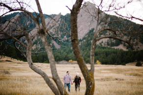 Hannah and Schuyler /// Boulder Colorado Engagement