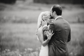 Hannah and Sky /// Devil's Thumb Ranch Wedding